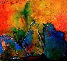 Winter Pears by ©Janis Zroback
