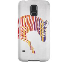 zebra  Samsung Galaxy Case/Skin