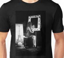 Through the mirror Unisex T-Shirt