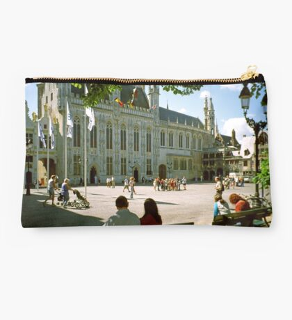 Bruges City Hall Studio Pouch