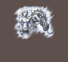 Dragon Girl Unisex T-Shirt