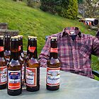Invisible Beer by Michael Walton