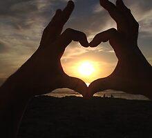 Sunset Ibiza by aketton