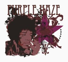 PURPLE HAZE by Kristal Blanco