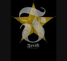 FRESH INK STAR - GRUNGE Mens V-Neck T-Shirt