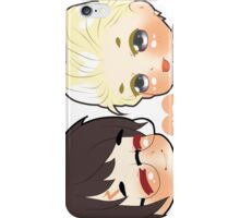 Chibi Drarry ^^ iPhone Case/Skin