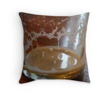 Empties please...... Throw Pillow