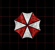 Resident Evil Umbrella Corporation by davinciart