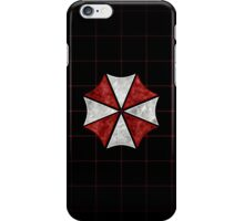 Resident Evil Umbrella Corporation iPhone Case/Skin