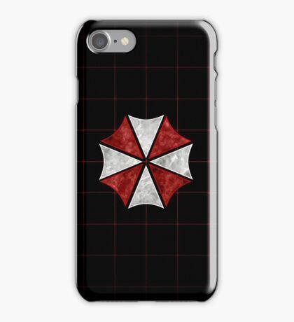 Resident Evil Umbrella Corporation iPhone Case/Skin