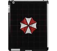 Resident Evil Umbrella Corporation iPad Case/Skin
