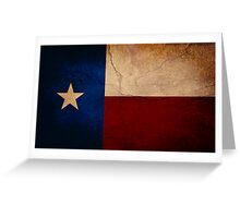 The Lone Star State Greeting Card