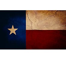 The Lone Star State Photographic Print