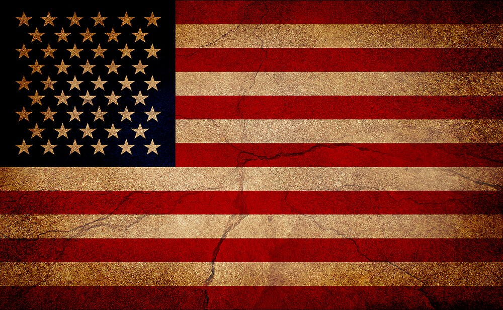 The United States of America by webart