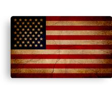 The United States of America Canvas Print