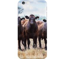 The back up singers iPhone Case/Skin