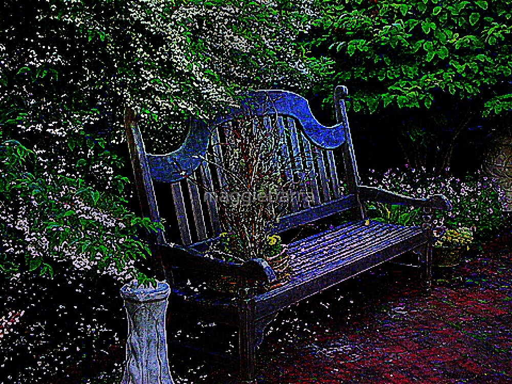 A Restful Place by maggiebarra