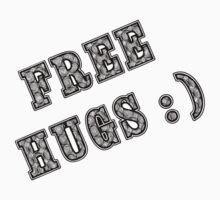 Free Hugs :) 2 Kids Clothes