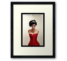 Lauren La Rouge Framed Print