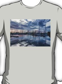 Sailboat Summer Impressions T-Shirt