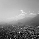 Grenoble France by Sarah Martin
