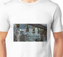 0268 Lamps on a commercial fishing boat Unisex T-Shirt