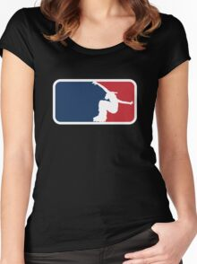 Roller Women's Fitted Scoop T-Shirt