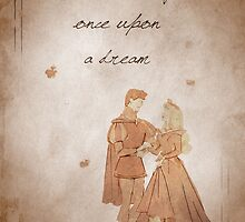 Sleeping Beauty inspired valentine. by topshelf