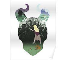 Curious Little Beastie Poster