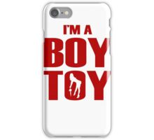 Funny Boy Toy iPhone Case/Skin