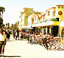 Venice Beach Sunday by Bryan W. Cole