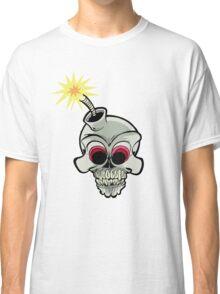 Skull Bomb Classic T-Shirt
