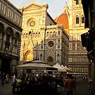 Florence Series #7 - Dom Late Afternoon  by Keith Richardson