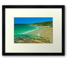 Point Perry Framed Print
