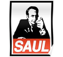 Obey Saul Poster