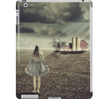 Light to guide you home iPad Case/Skin