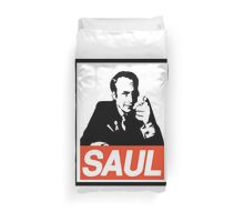 Obey Saul Duvet Cover