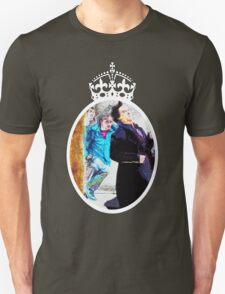 Join the race. Doctor Who, Sherlock, Harry Potter T-Shirt