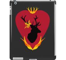 Stannis Baratheon's banner iPad Case/Skin