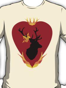 Stannis Baratheon's banner T-Shirt