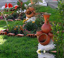 Yard Reflection by Al Bourassa