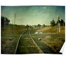 The Crossing - Uralla, Northern Tablelands, NSW, Australia Poster