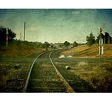 The Crossing - Uralla, Northern Tablelands, NSW, Australia Photographic Print