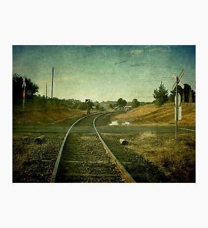 The Crossing - Uralla, Northern Tablelands, NSW, Australia Photographic Print