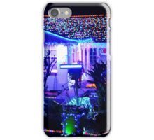 Christmas Lights and Music Combo iPhone Case/Skin