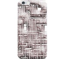 A Mazed iPhone Case/Skin