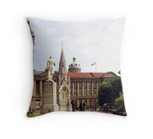 Civic 02 Throw Pillow