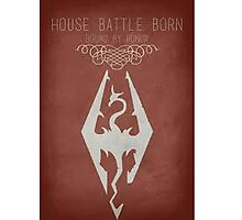 House Battle Born by hybridgopher