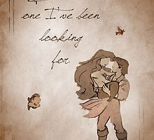 The Little Mermaid inspired valentine. by topshelf