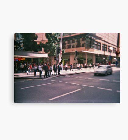 Brisbane 1954 Canvas Print